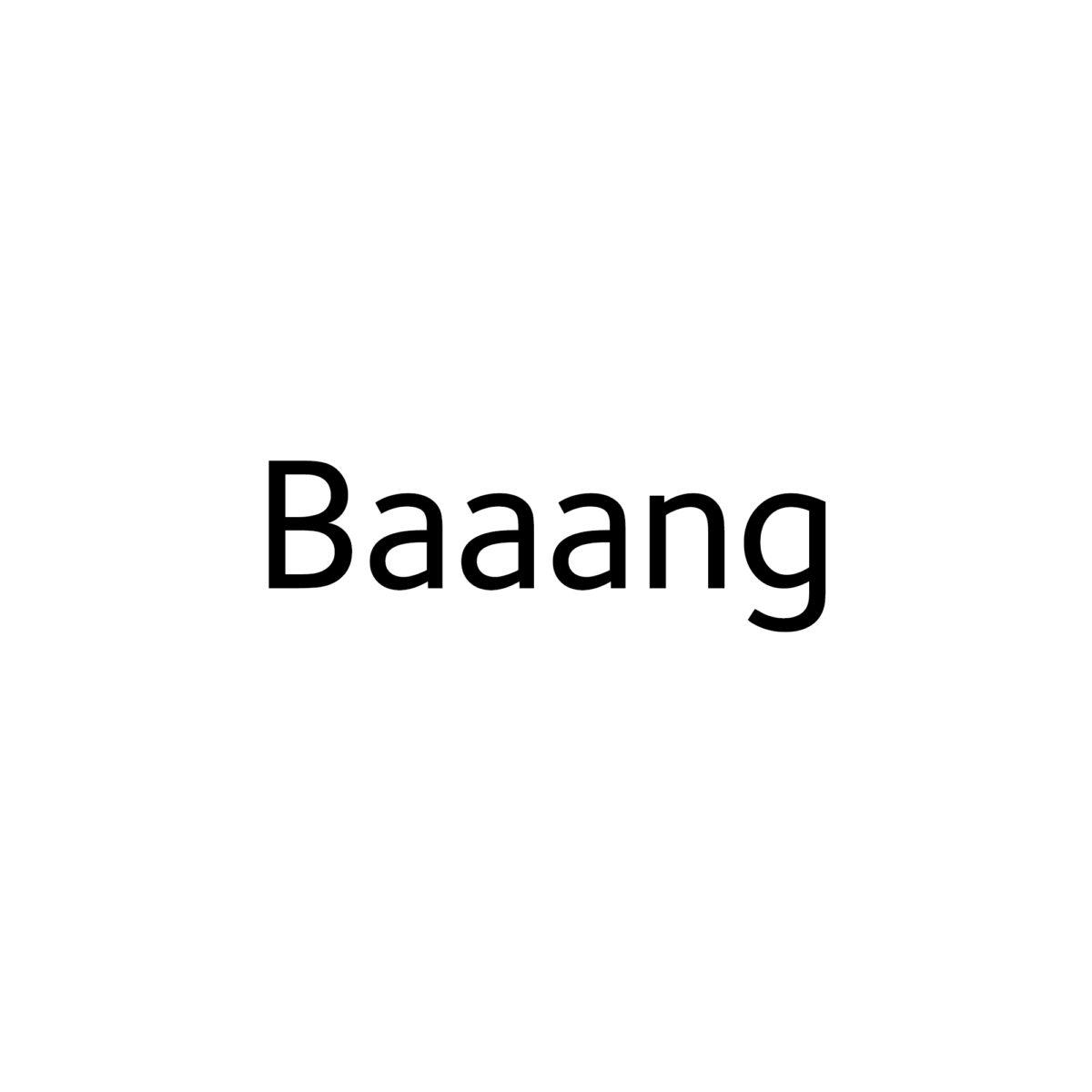 Baaang